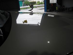 ランドクルーザープラド 磨き 艶出し 研磨 ガラスコーティング 春日井 edge